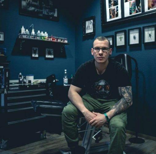 László Csaba - Tata - Tetoválás
