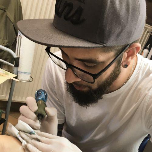 RPi (Kölyök) - Tetoválás