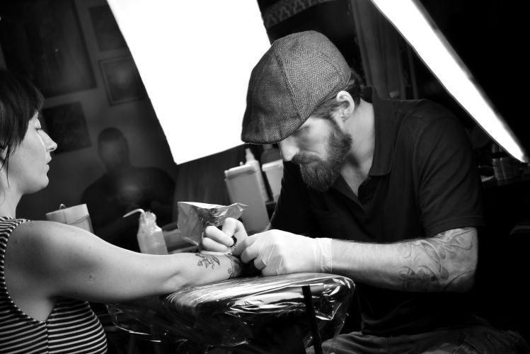 Mr. Gorsky - Tetoválás
